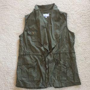 🆕 Daniel Rainn DR 2 Army Green Utility Vest